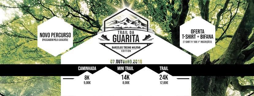 Trail da Guarita 2018 / Barcelos Treino Militar Edition