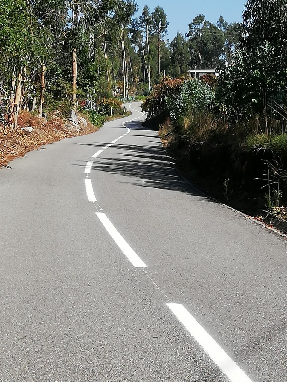 Sinalização Horizontal / Pintura Estradas